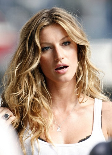 Gisele Budchen Without Makeup 4