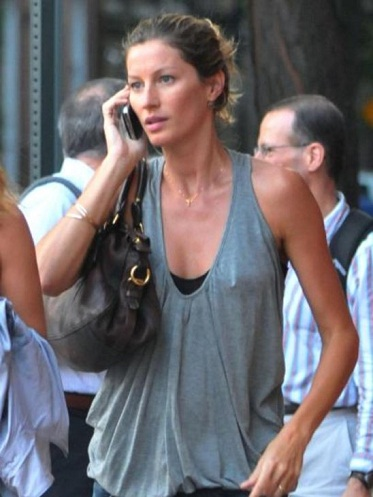 Gisele Budchen Without Makeup 5