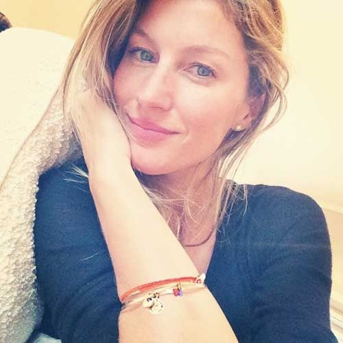 Gisele Budchen Without Makeup 6