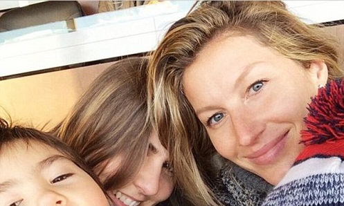 Gisele Budchen Without Makeup 7