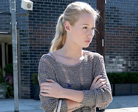 Iggy Azalea Without Makeup 14