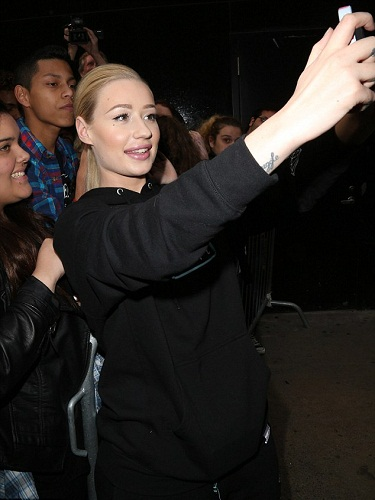 Iggy Azalea Without Makeup 6