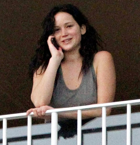 Jennifer Lawrence Without Makeup 2