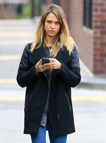 Jessica Alba Without Makeup 7