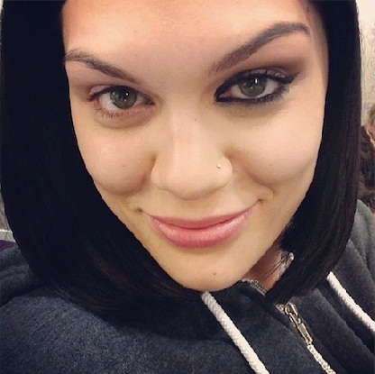 Jessie J without makeup 4