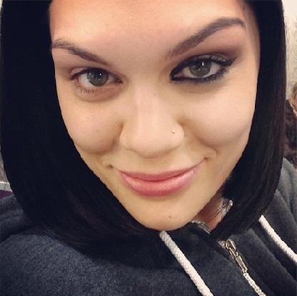 Jessie J without makeup 4
