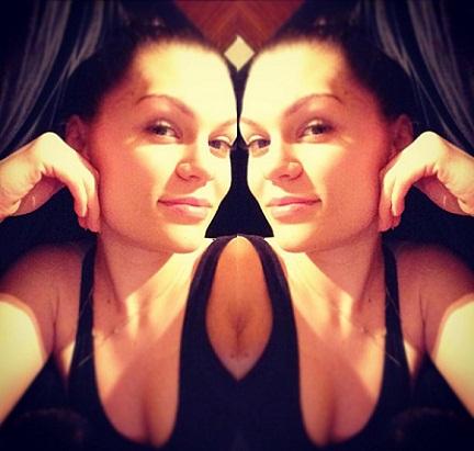 Jessie J without makeup 7