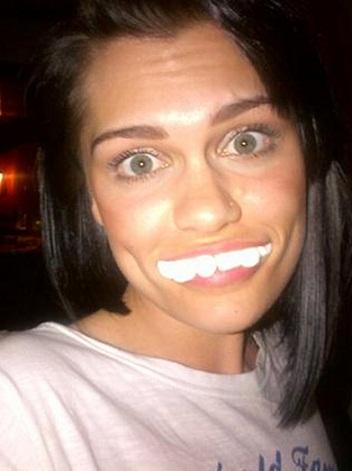 Jessie J without makeup 9