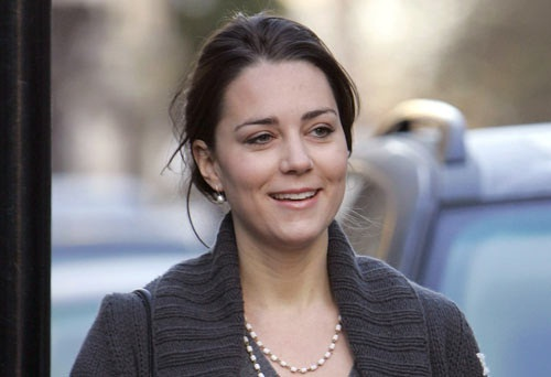 Kate Middleton Without Makeup 1