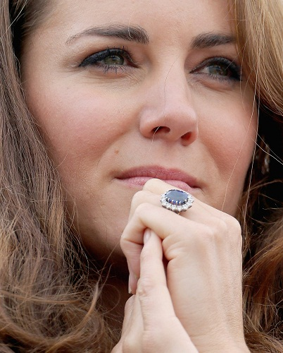 Kate Middleton Without Makeup 14