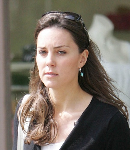 Kate Middleton Without Makeup 2
