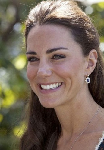 Kate Middleton Without Makeup 3
