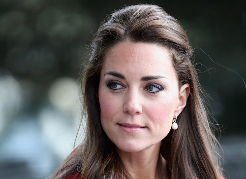 Kate Middleton Without Makeup 4
