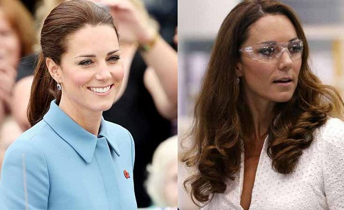Kate Middleton Without Makeup 6