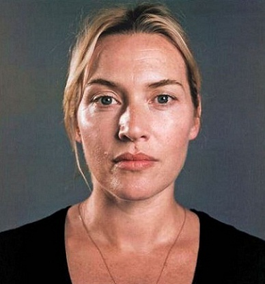 Kate Winselt without makeup1