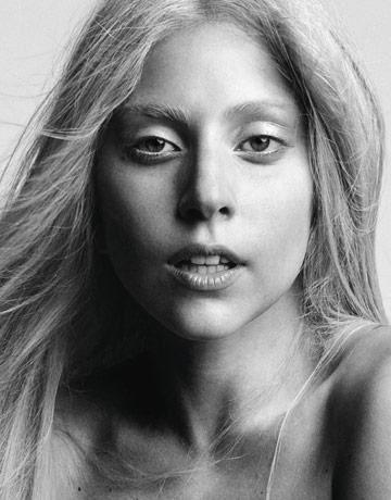 Lady Gaga without makeup9