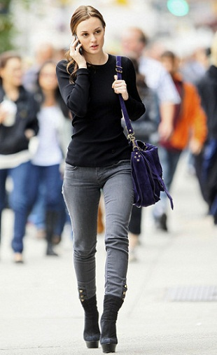Leighton Meester without makeup3