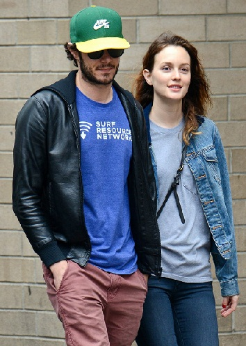 Leighton Meester without makeup5