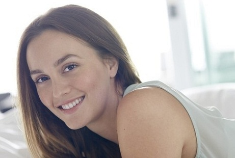 Leighton Meester without makeup6