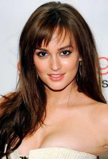 Leighton Meester without makeup7