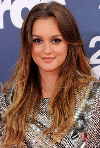 Leighton Meester without makeup9