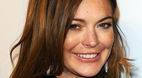 Lindsay Lohan without makeup9