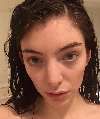 Lorde without makeup3