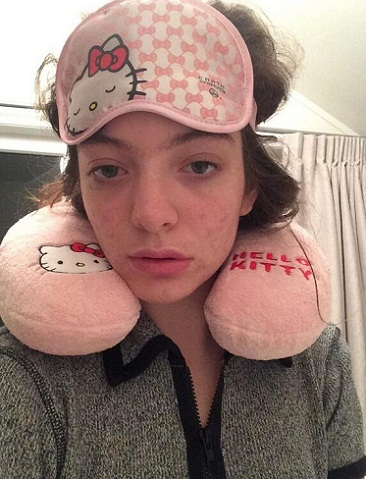 Lorde without makeup4