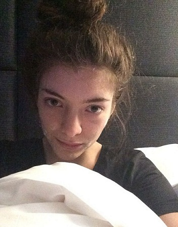 Lorde without makeup6