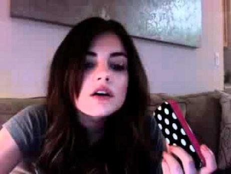 Lucy Hale without makeup9