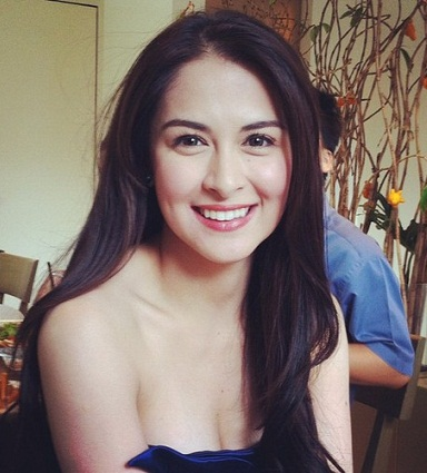 13 Dazzling Pictures of Marian Rivera Without Makeup ...