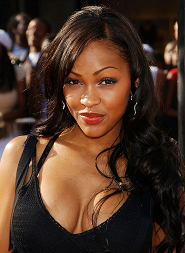 Meagan Good without Makeup