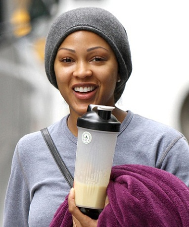 9 Pictures of Meagan Good without Makeup   Styles At Life