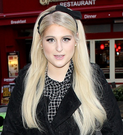 Meghan Trainor without Makeup