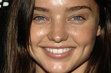 Miranda Kerr without Makeup