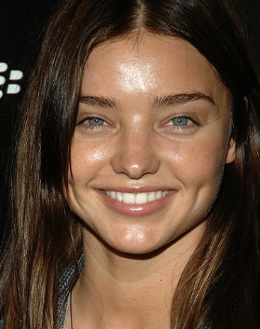 Miranda Kerr without Makeup