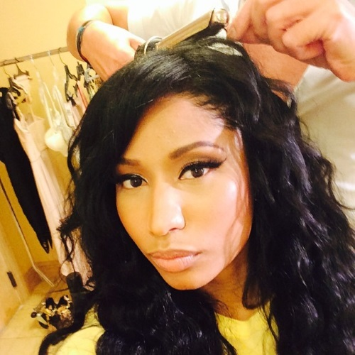 Niciki Minaj Without Makeup 3