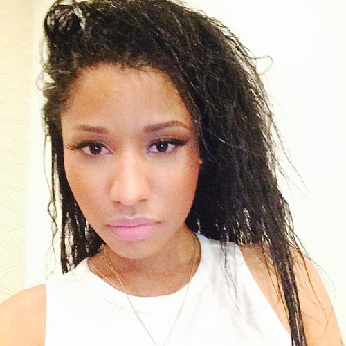 Nicki minaj no makeup