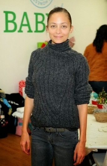Nicole Richie without makeup2
