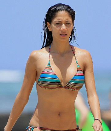 Nicole Scherzinger without makeup 1