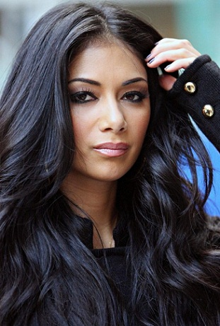 Nicole Scherzinger without makeup 9