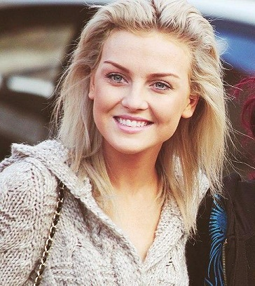 Perrie Edwards without makeup4