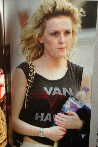 Perrie Edwards without makeup6
