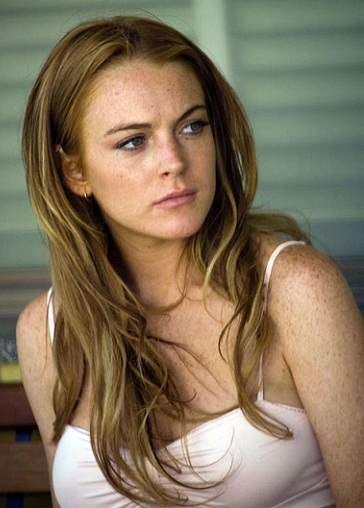 Pictures of Lindsay Lohan without Makeup 4