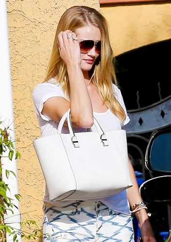 Rosie Huntington Whiteley without Makeup9