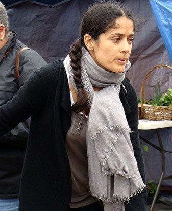 Salma Hayek without makeup8