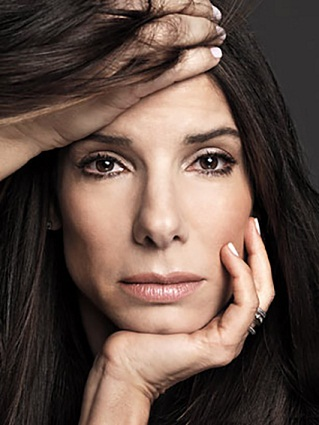 10 Pictures of Sandra Bullock without Makeup