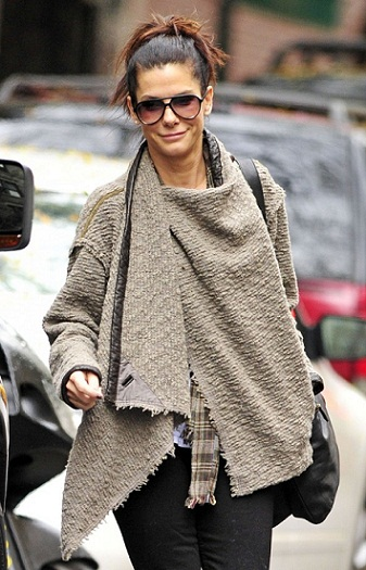 Sandra Bullock without makeup6