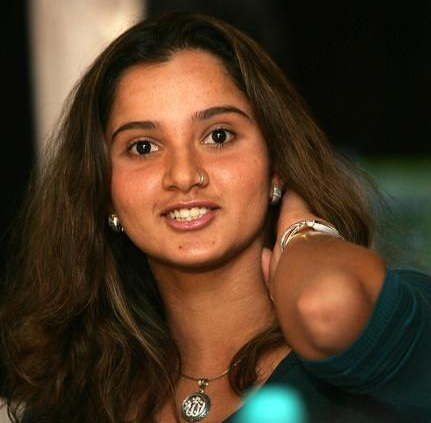 Sania Mirza without Makeup 1