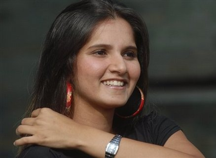 Sania Mirza without Makeup 3